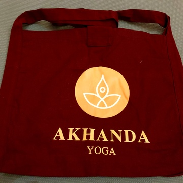 Akhanda Yoga Tote Bag