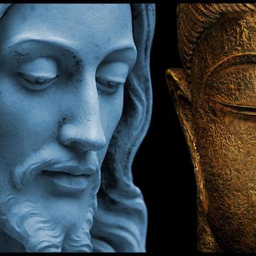Buddha & Christ: Their Life & Destiny