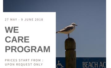 WeCare Program in cooperation with WijZorgen (Netherlands)