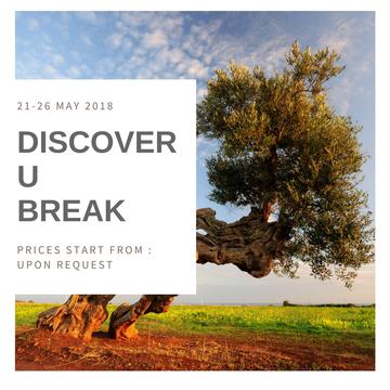 Discover-U Break