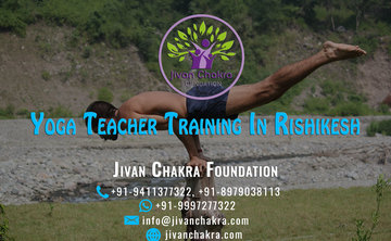 100 Hour Yoga Teacher Training in Rishikesh India