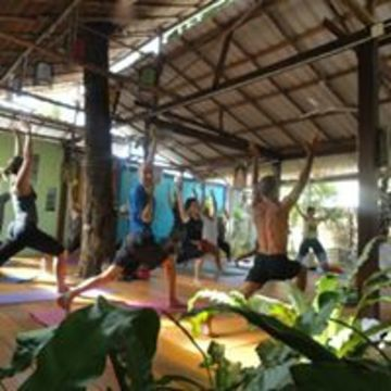 Blue Garden Yoga and Thai Massage Training Chiang Mai