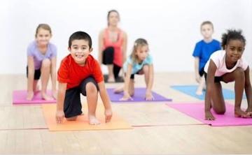Kids and youth yoga teacher training - colibrí yoga - hummingbird