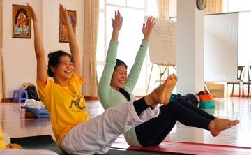 Yoga Weekend Retreat 13 – Apr 15 2018