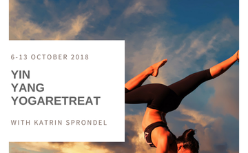 Yin Yang Yoga Retreat – Registration Closed