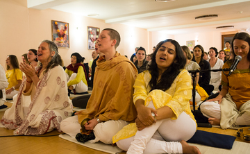 Bhakti Yoga Weekend Retreat