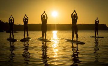 SUP Yoga & Health Retreat 2018