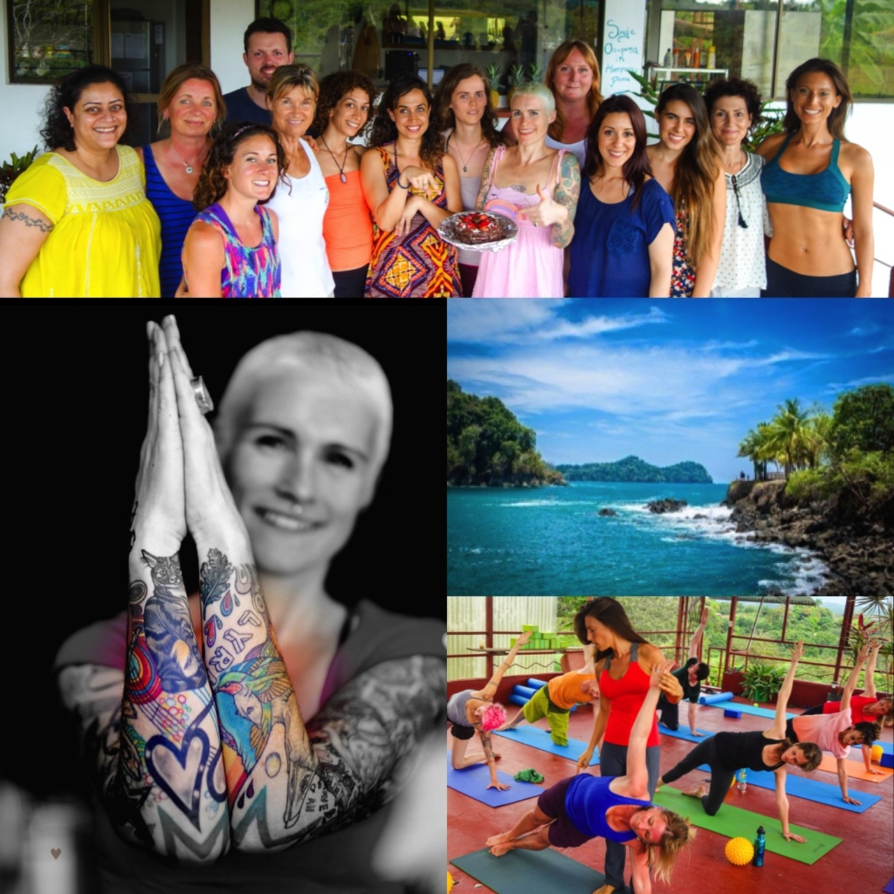 Superfood Raw Chef Certification Amp Yoga Retreat Costa Rica
