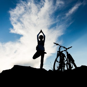 Yoga and Mountain Biking Retreat