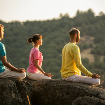 Family Yoga Camp