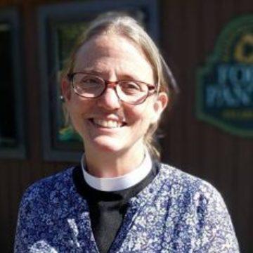 Reverend Alison Quin