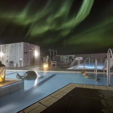 Iceland Yoga, Hot Spring Soaking, Nordic Cuisine: March 28 - April 1, 2018 (Spring Break)