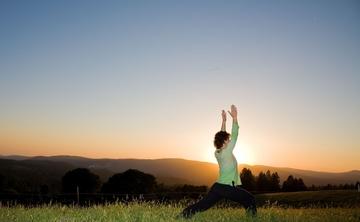 Raising Your Energy:  A Spiritual Yoga Retreat
