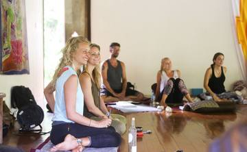 School of Scared Arts - 200 Hour Yoga Teacher Training, Bali - October