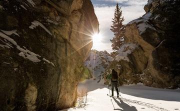 Mammoth Ski & Meditation