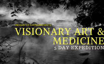 Five Day Visionary Art and Medicine Expedition