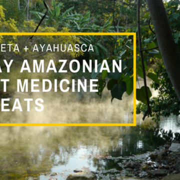 Twelve Day Amazonian Plant Medicine Retreats