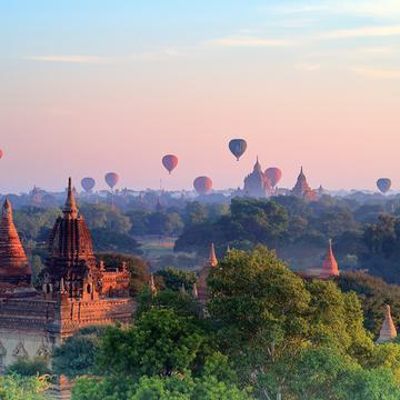 Myanmar - BurmaTemple and Nature Tour