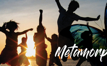 METAMORPHOSIS: Transformation in 7 days through 5Rhythms Dance, Conscious Breathwork and Body Alignment in El Salvador