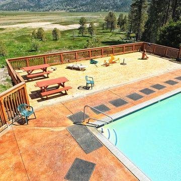 Sierra Summer Yoga Retreat
