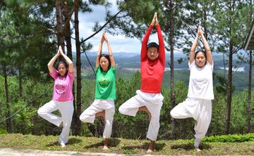 Beginners Yoga Course Apr 02 – 08, 2018