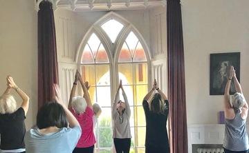 Autumn Yoga & Meditation Retreat - Oxfordshire