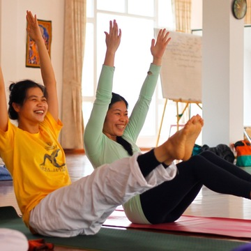 Family Yoga Camp Jun 27-30, 2018