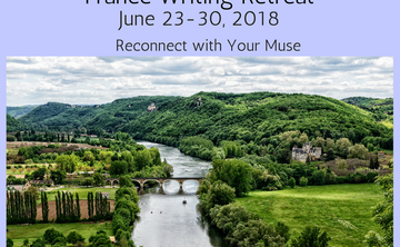 Writing Retreat in Dordogne, France
