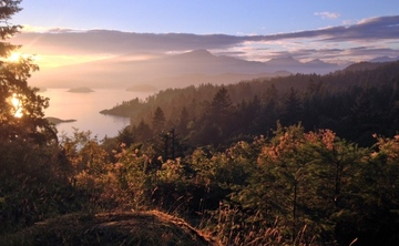 3 Day Restorative Retreat In Bowen Island, British Columbia, August 10 - 12, 2018