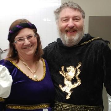 Daphne and Tony Matthews