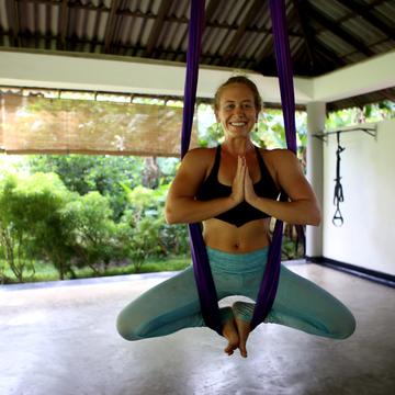 30-hour Aerial Yoga Teacher Training Costa Rica