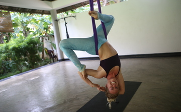 Aerial Yoga Retreat Sri Lanka