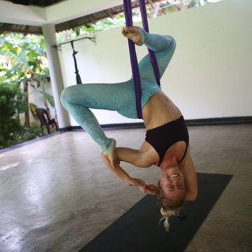 Aerial Yoga Retreat Sri Lanka