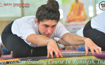 Internationally Certified 200 hour Yoga Teacher Training Course in Rishikesh, India