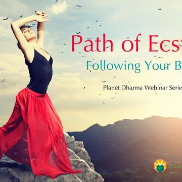 Path of Ecstasy – Following your Bliss | 4-Week Online Event