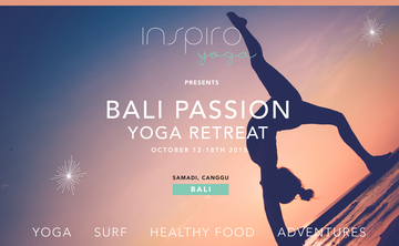 Bali Passion Yoga Retreat