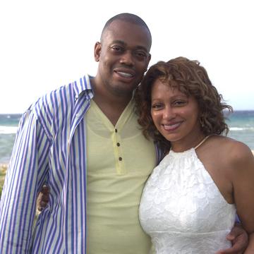 Brion and Karen