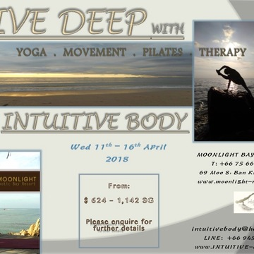 DIVE DEEP, Yoga Retreat Immersion