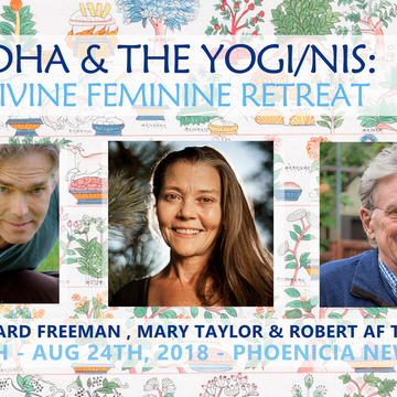 Buddha & the Yogis: Divine Feminine Retreat