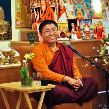 Meditation Instructions for Advanced Students by Rinpoche for Home Retreat on 8/16/18