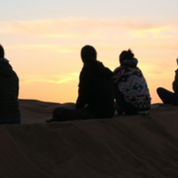 'Grounding while Moving' Yoga Retreat Morocco