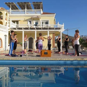 Yoga & Creativity Retreat, Andalucia