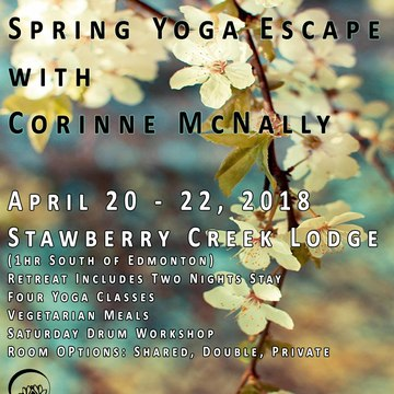 3rd Annual Spring Yoga Escape