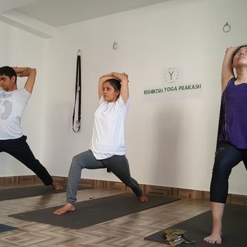 Yoga Teacher Trainer in India