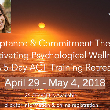 Acceptance and Commitment Therapy: Cultivating Psychological Wellness