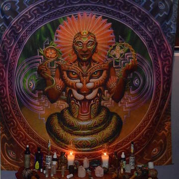 3 day 2 Night Ayahuasca Ceremony – Apr. 6-8