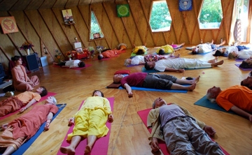 Yoga Nidra, Basic Breathing Methods & Restorative Yoga  - 9 day Professional Development Retreat Instructor Training or 5 day Personal Immersion Retreat