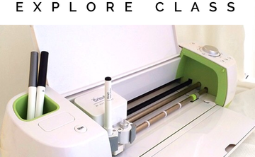 Cricut Design Space Tutorial Friday July 27th 7-7:30pm