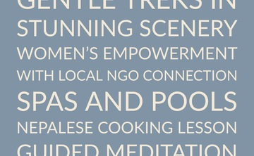 Nepal Uncovered - Women's Only Wellness Adventure