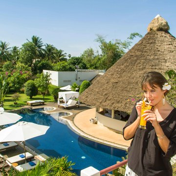 5 Day Luxurious Body Detox Retreat in Siem Reap, Cambodia